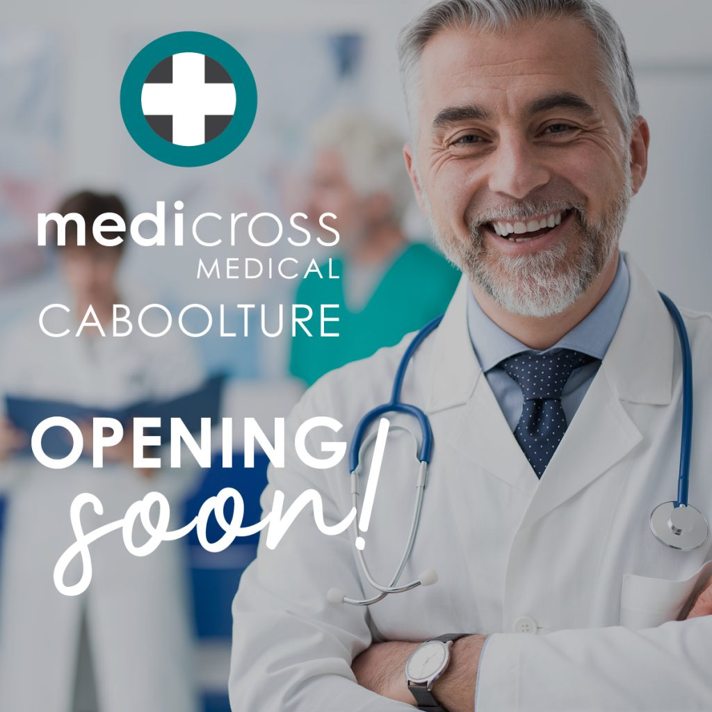 Medicross Caboolture Opening Soon