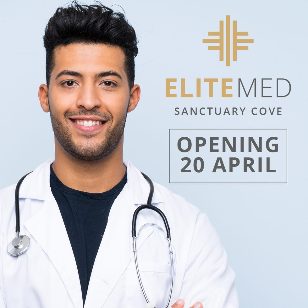 Elite Med Sanctuary Cove Opening